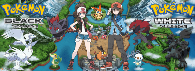 Pokémon Black & White - Anmeldelse