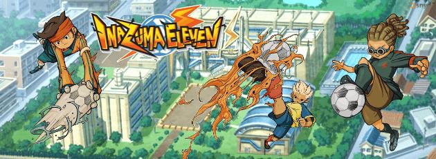 Inazuma Eleven (EU) - Anmeldelse