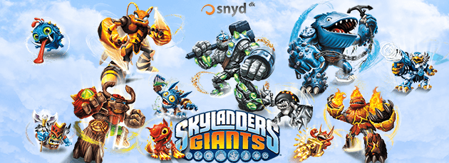 Skylanders: Giants - Preview