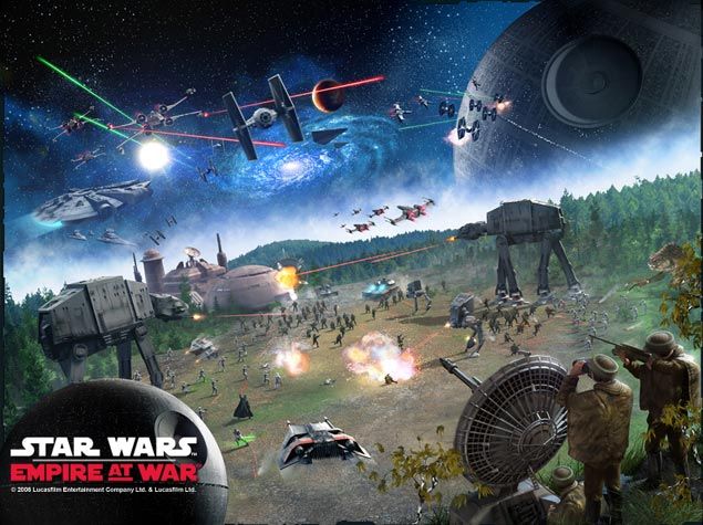 Star Wars Empire at War ss 8