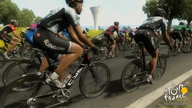 tour de france ps3 billede 3 cykel spil