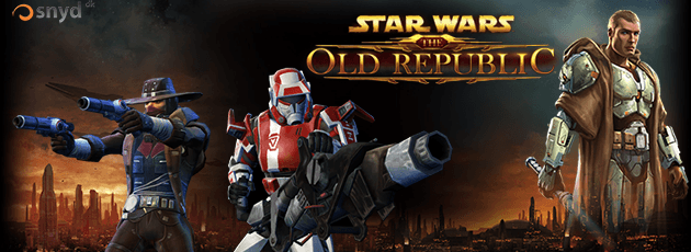 Star Wars: The Old Republic - Anmeldelse