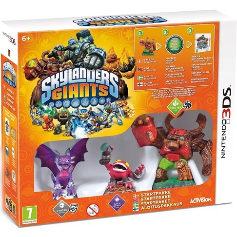 Skylanders: Giants – Preview