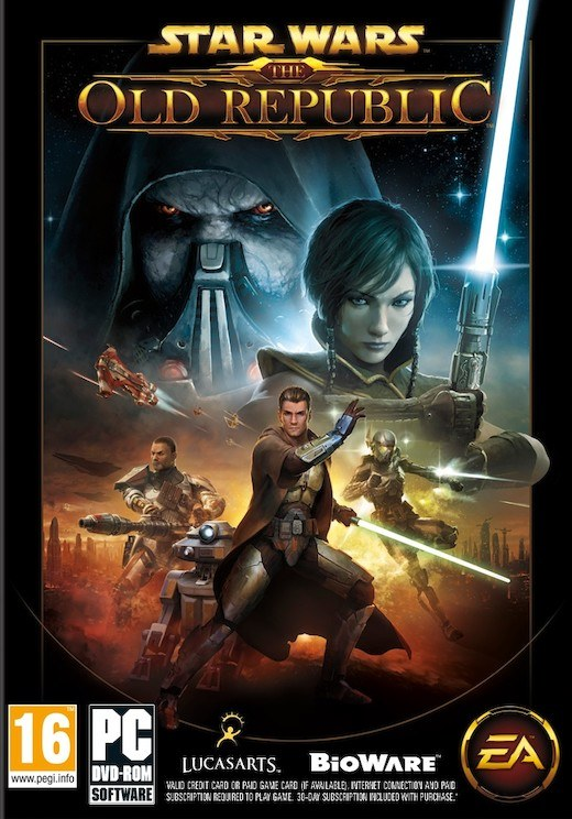 Star Wars: The Old Republic – Anmeldelse