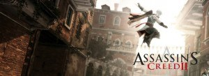 assassins creed ii forside
