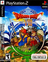Dragon Quest IIV (8) Journey of the Cursed King – Anmeldelse