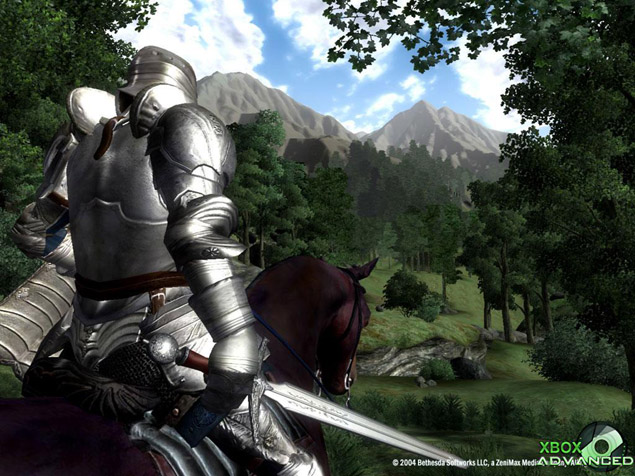 The Elder Scrolls 4: Oblivion Screenshot