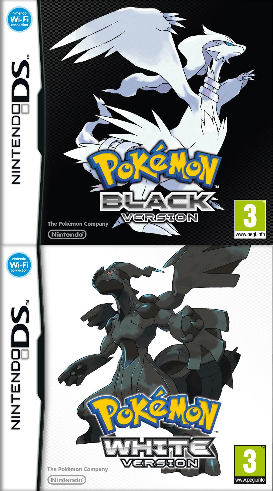 Pokémon Black & White – Anmeldelse