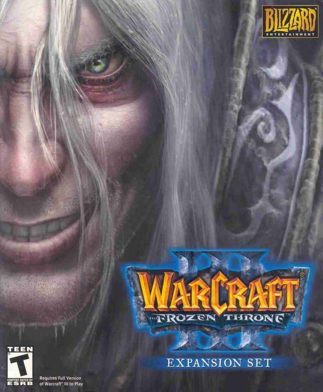 Warcraft III The Frozen Throne – Anmeldelse